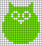 Alpha pattern #9915