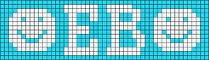 Alpha pattern #9953