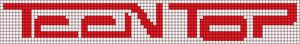 Alpha pattern #9958