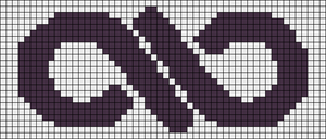 Alpha pattern #9961