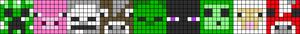 Alpha pattern #9969