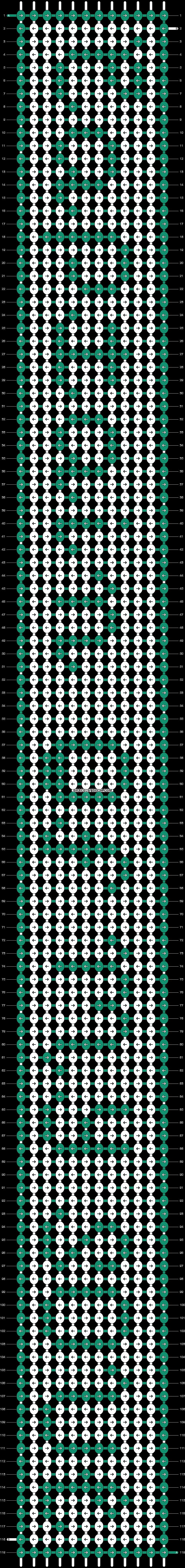 Alpha pattern #9971 pattern