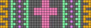 Alpha pattern #9986