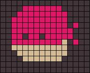 Alpha pattern #10001