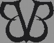 Alpha pattern #10012