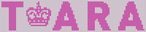 Alpha pattern #10018