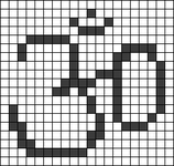 Alpha pattern #10027