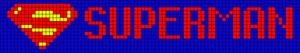 Alpha Friendship Bracelet Pattern #10030