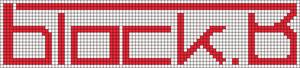 Alpha pattern #10037