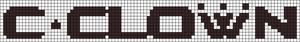 Alpha pattern #10041