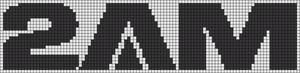 Alpha pattern #10043