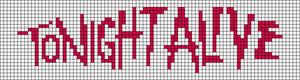Alpha pattern #10045