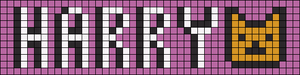 Alpha pattern #10050