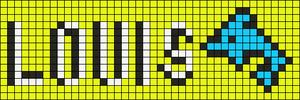 Alpha pattern #10053