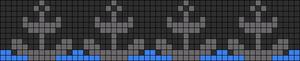 Alpha pattern #10058