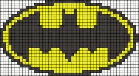 Alpha Friendship Bracelet Pattern #10059