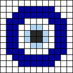 Alpha pattern #10060