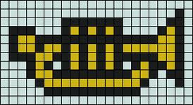 Alpha pattern #10061