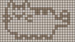 Alpha pattern #10063