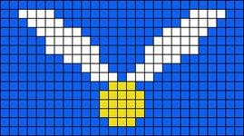 Alpha pattern #10072