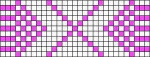 Alpha pattern #10074