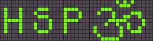 Alpha pattern #10084