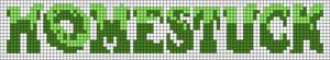Alpha pattern #10101