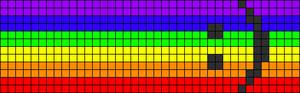 Alpha pattern #10109