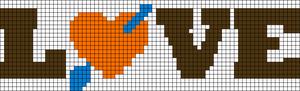Alpha pattern #10113