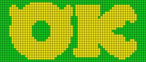 Alpha pattern #10121