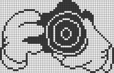 Alpha pattern #10146