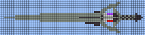 Alpha pattern #10156