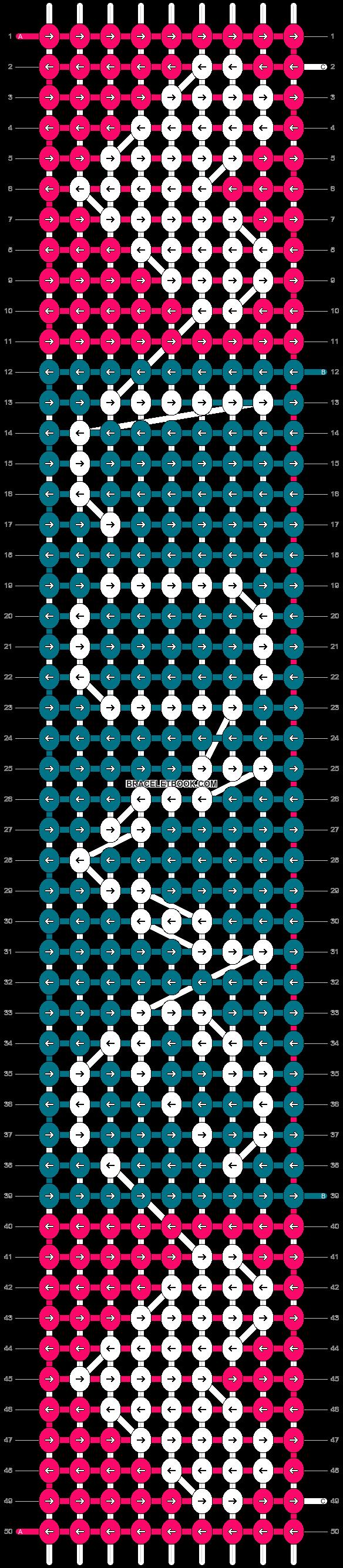 Alpha pattern #10161 pattern