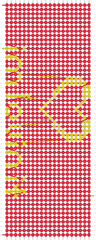 Alpha pattern #10171 pattern