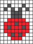Alpha pattern #10178