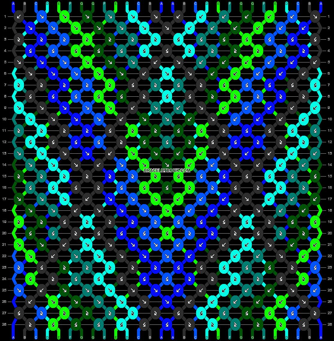 Normal pattern #10184 pattern