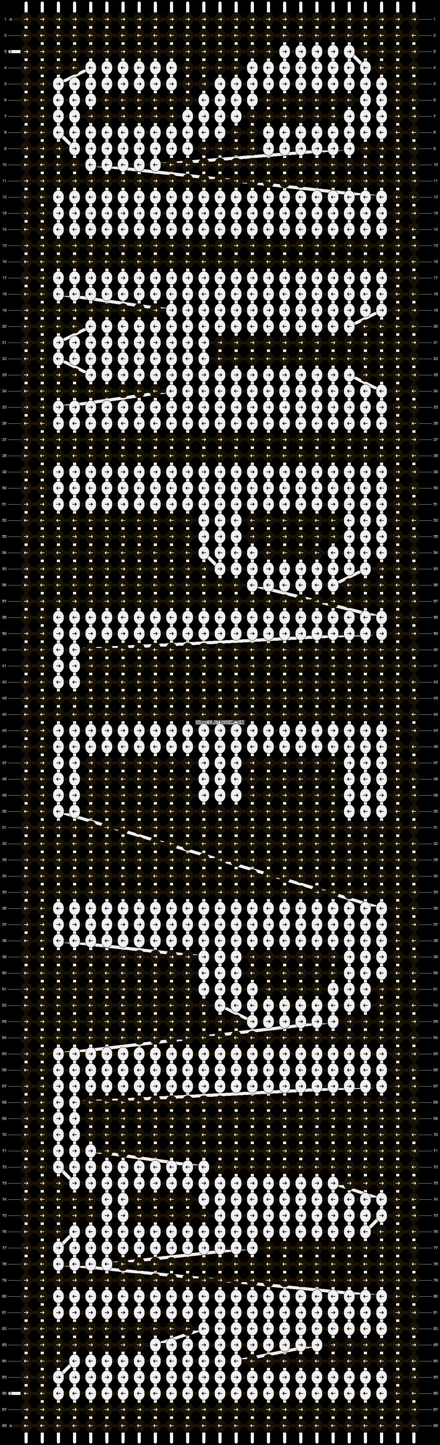 Alpha pattern #10188 pattern