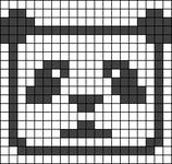 Alpha pattern #10201