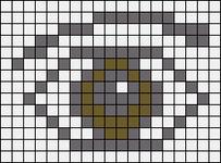 Alpha pattern #10215