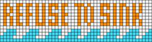 Alpha pattern #10217