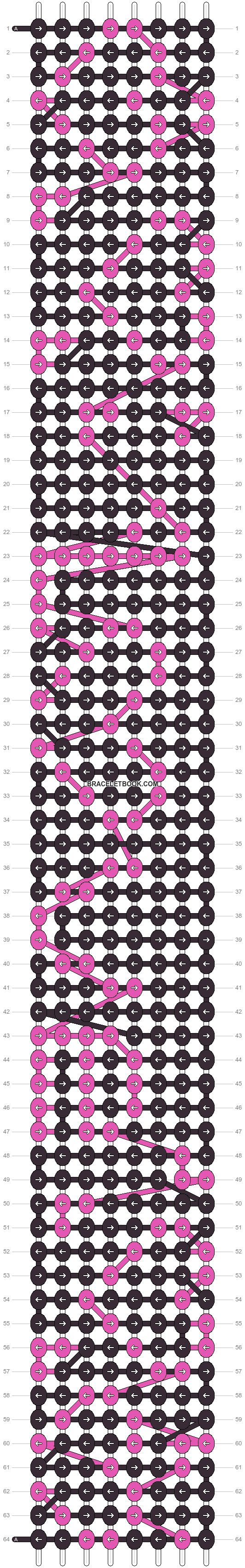 Alpha pattern #10219 pattern