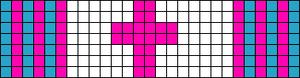 Alpha pattern #10239