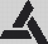 Alpha pattern #10240