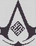 Alpha pattern #10241
