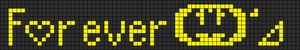 Alpha pattern #10255