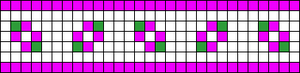 Alpha pattern #10258
