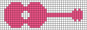 Alpha pattern #10259