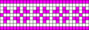 Alpha pattern #10270