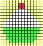 Alpha pattern #10274