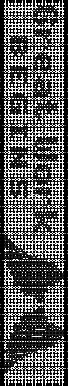 Alpha pattern #10280 pattern